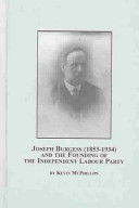 Joseph Burgess (1853-1934) and the founding of the Independent Labour Party