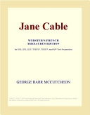Jane Cable (Webster's French Thesaurus Edition)