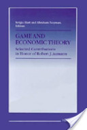 Game and Economic Theory