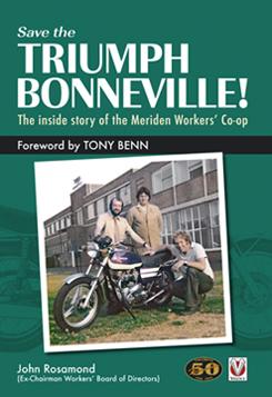 Save the Triumph Bonneville