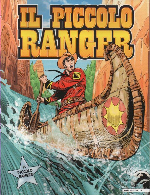 Il piccolo ranger (ristampa IF) n. 22
