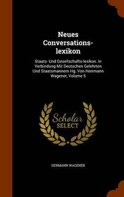 Neues Conversations-Lexikon