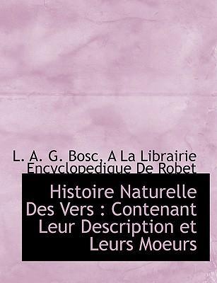 Histoire Naturelle Des Vers