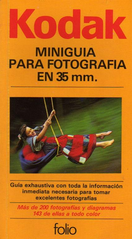 Miniguia Para Fotogr...