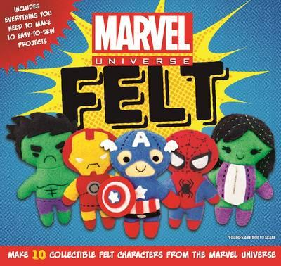 Marvel Universe Felt