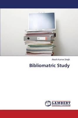 Bibliomatric Study