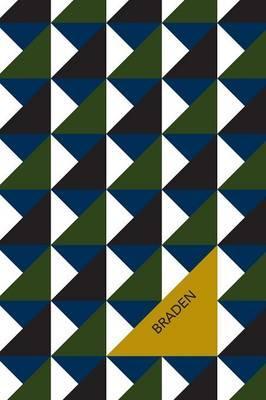 Etchbooks Braden, Qbert, Graph, 6 X 9, 100 Pages