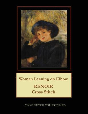 Woman Leaning on Elbow