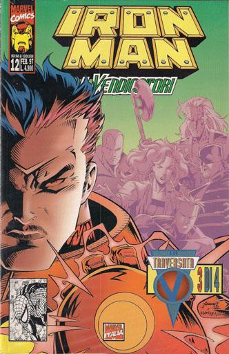 Iron Man e i Vendicatori n. 12