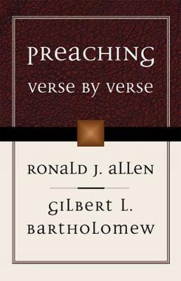 Preaching Verse by Verse