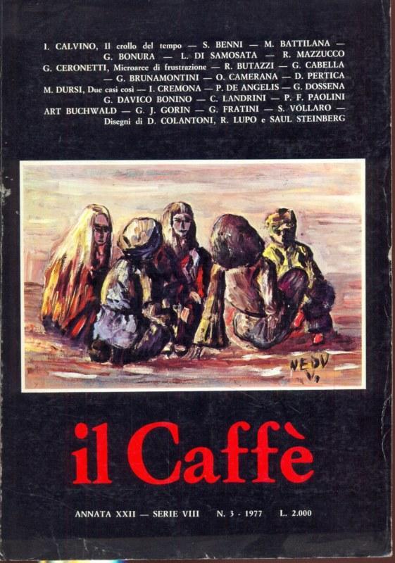 Il Caffè n.3 (1977)