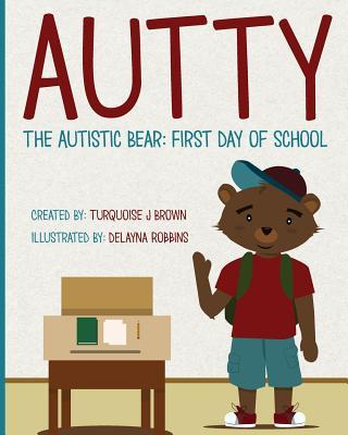 Autty the Autistic Bear
