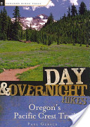Day and Overnight Hikes on the Pacific Crest Trail in Oregon