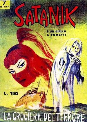 Satanik n. 7