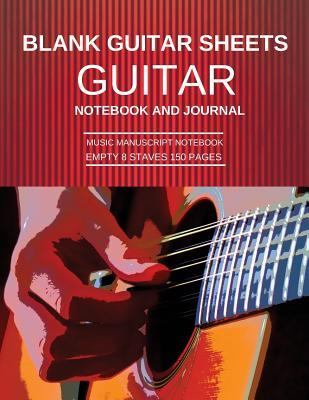 Blank Guitar Sheets ...