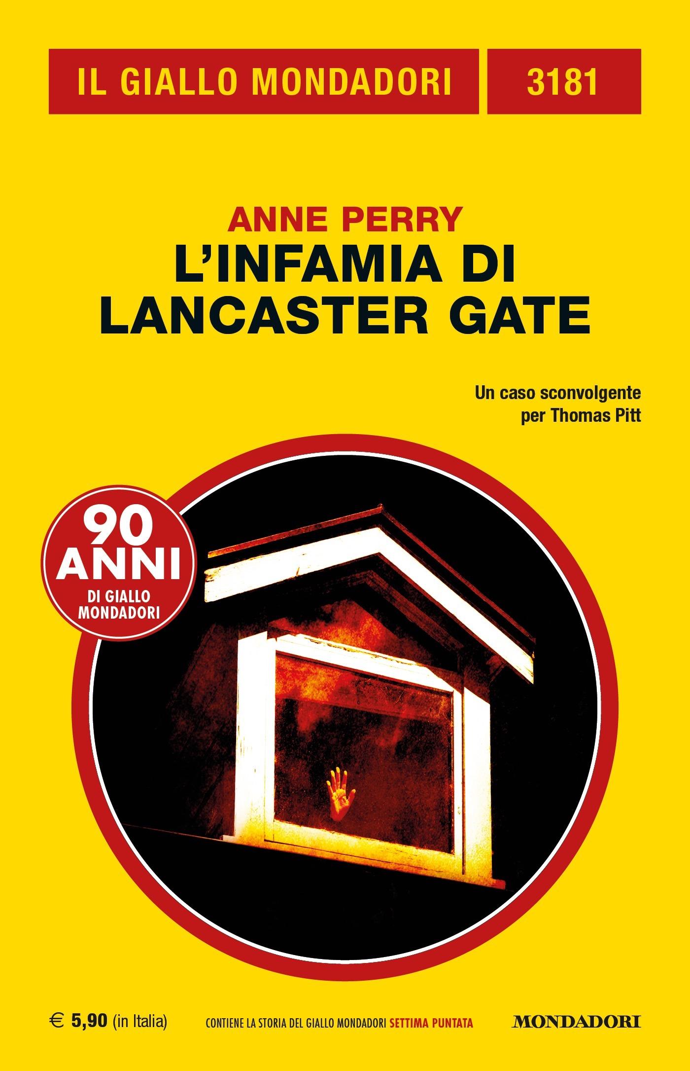 L'infamia di Lancaster Gate