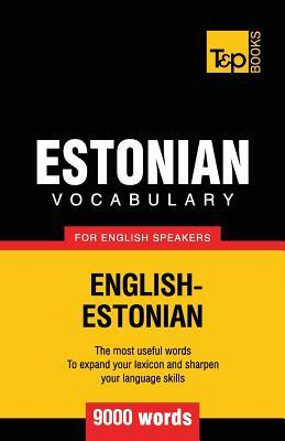 Estonian vocabulary ...