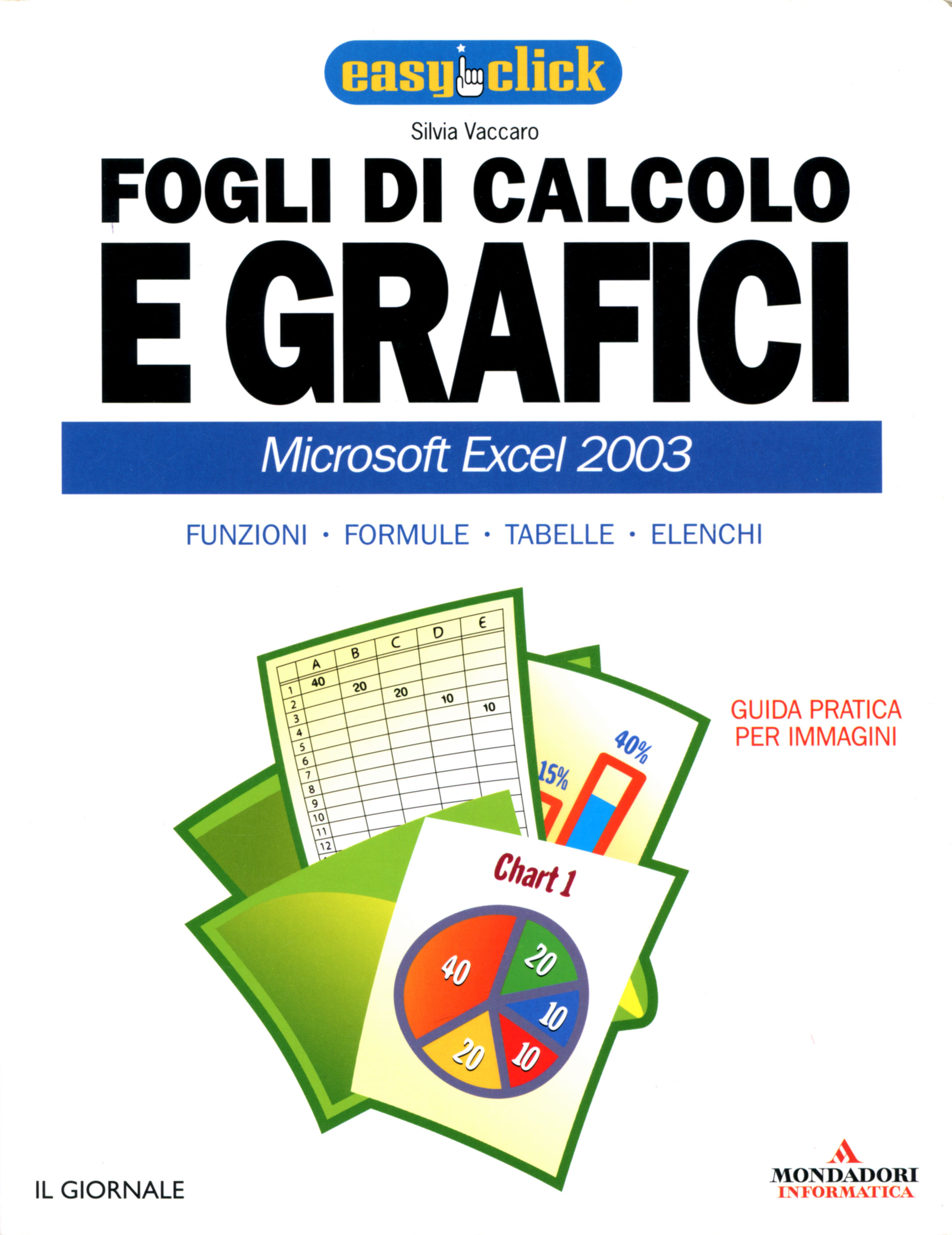 Fogli di calcoli e grafici