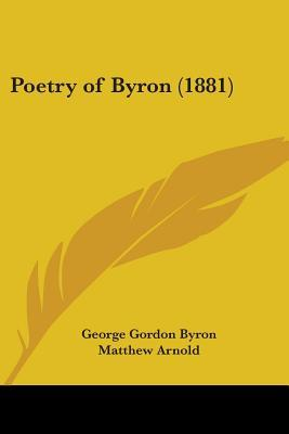 Poetry of Byron