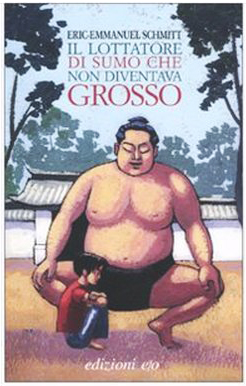 Il lottatore di sumo...