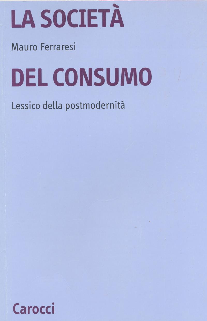 La società del consumo