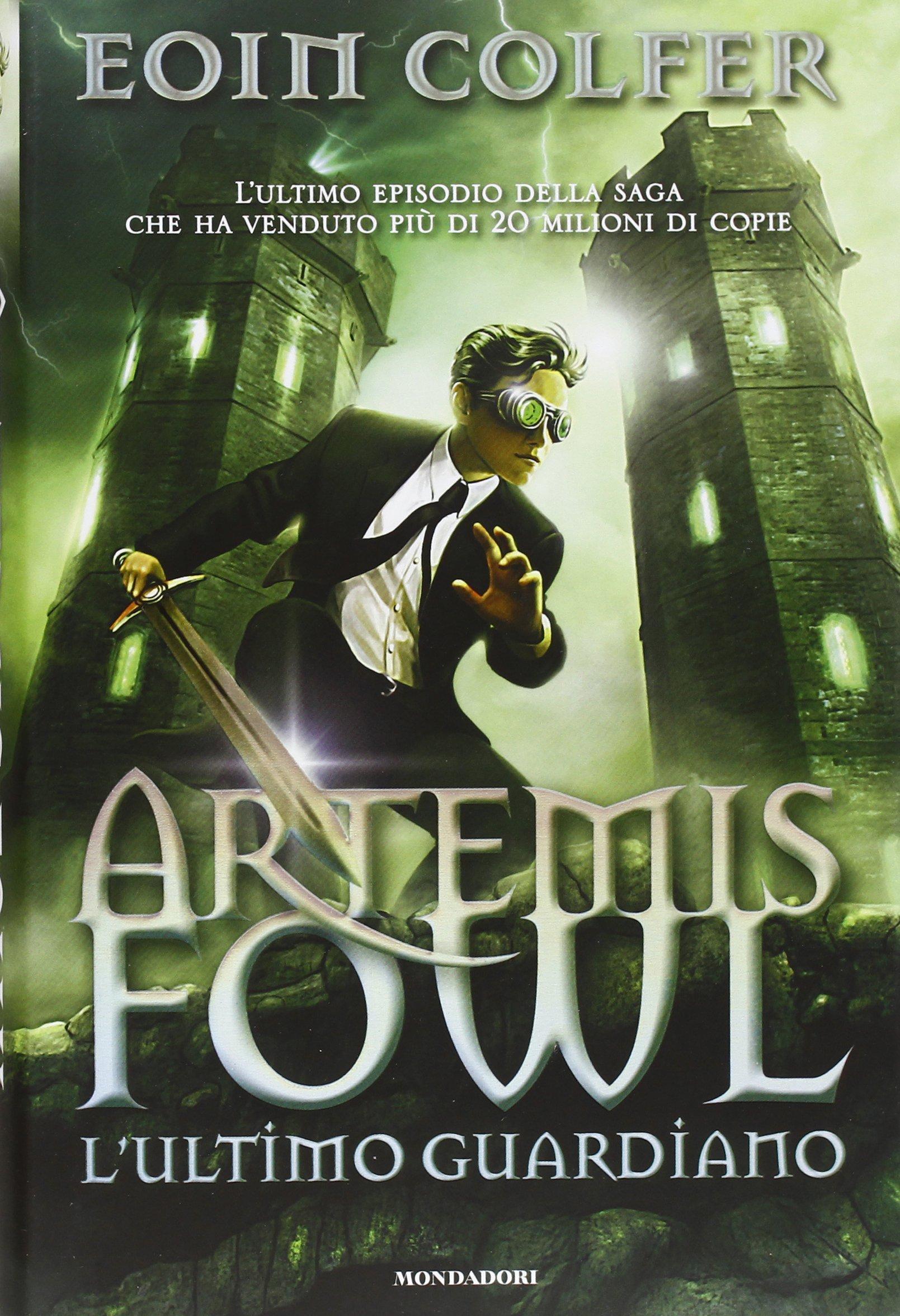 Artemis Fowl vol. 8