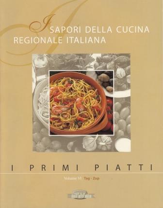 I sapori della cucina regionale italiana