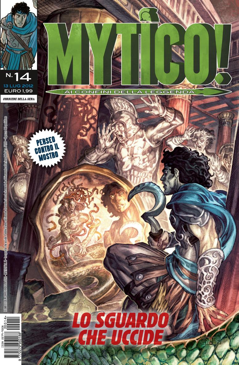 Mytico! vol. 14