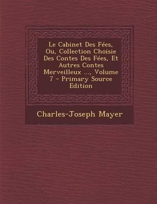 Le Cabinet Des Fees,...