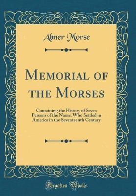 Memorial of the Mors...