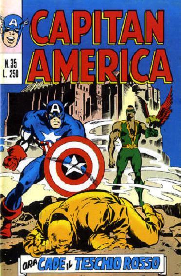 Capitan America n. 3...