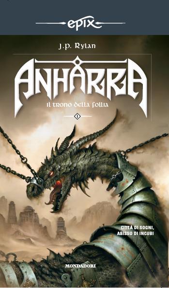 Anharra - Il trono della follia