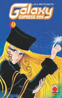 Galaxy Express 999 vol. 4