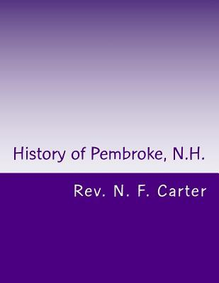 History of Pembroke, N.h.