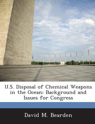 U.S. Disposal of Chemical Weapons in the Ocean