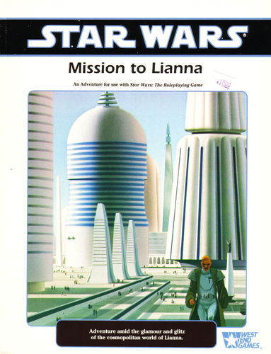 Mission to Lianna