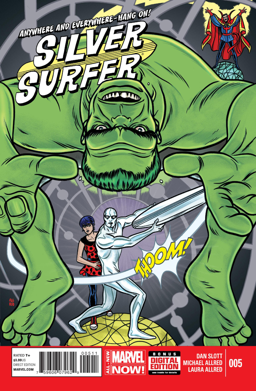 Silver Surfer Vol.7 #5