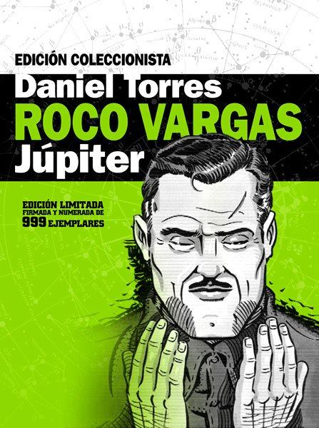 Roco Vargas: Jupiter