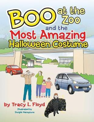 Boo at the Zoo and the Most Amazing Halloween Costume