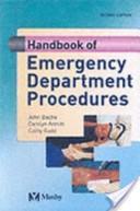 Handbook of emergency department procedures