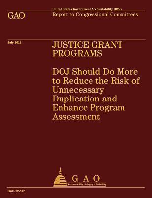Justice Grant Programs
