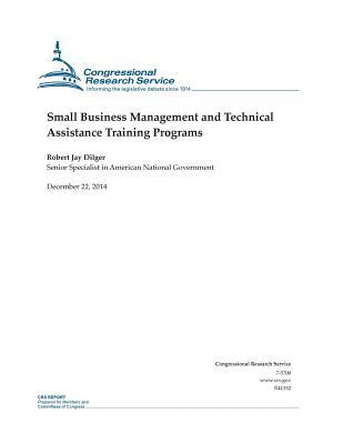 Small Business Management and Technical Assistance Training Programs