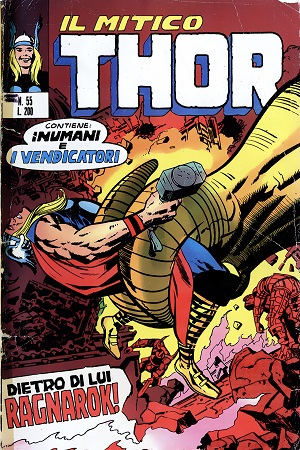 Il Mitico Thor n. 55