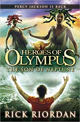 Heroes of Olympus: T...