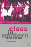 Class in Modern Britain