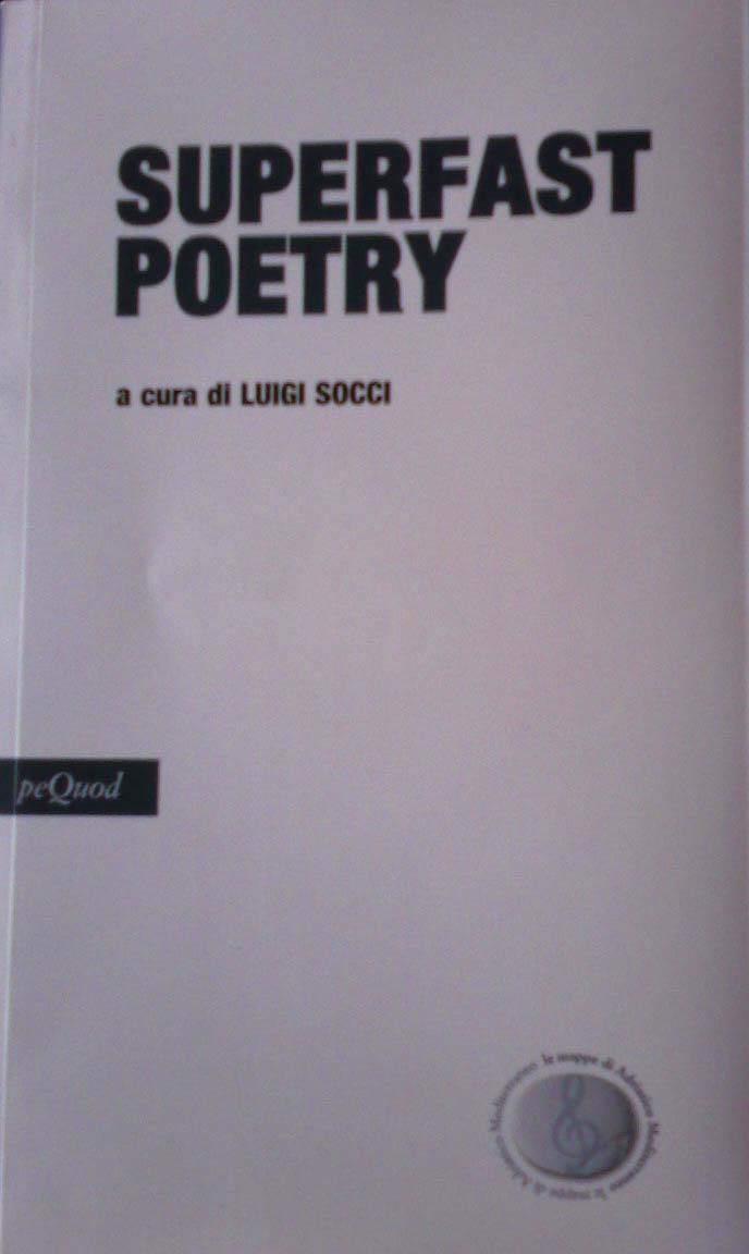 Superfast poetry