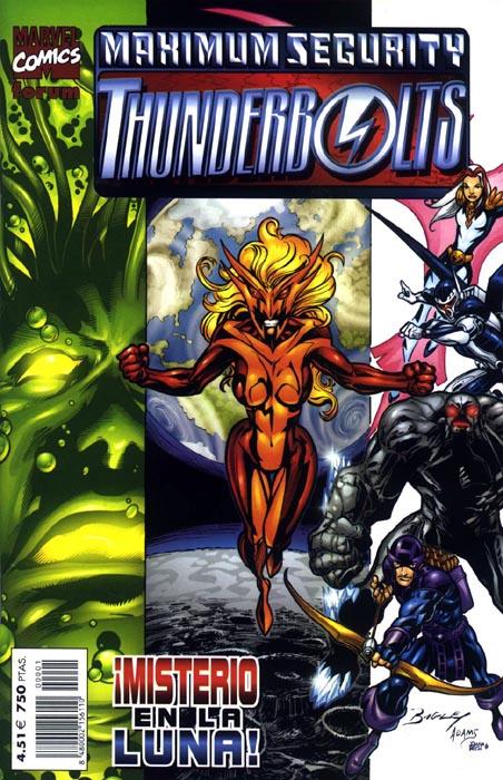 Thunderbolts: Maximum Security