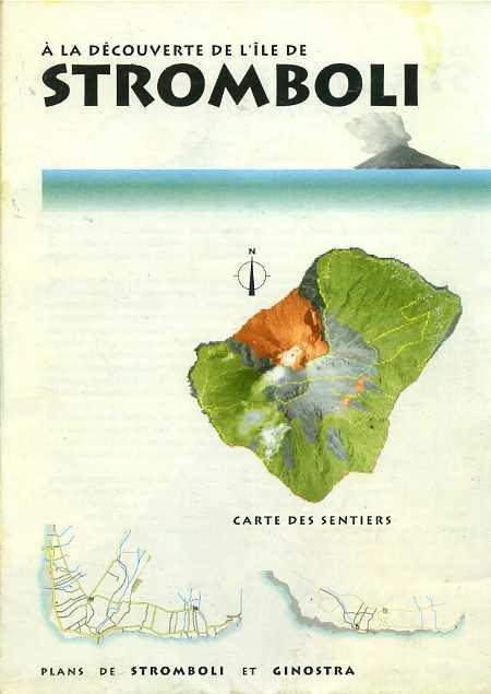 À la découverte de l′île de Stromboli