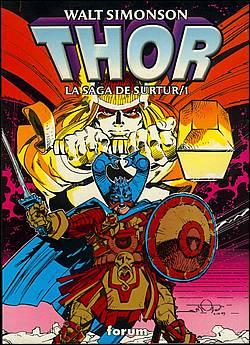 Thor: La saga de Sur...