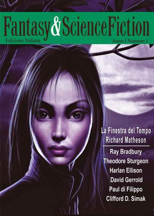 Fantasy & Science Fiction 1